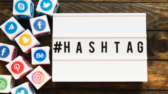 Hashtag Media Sosial
